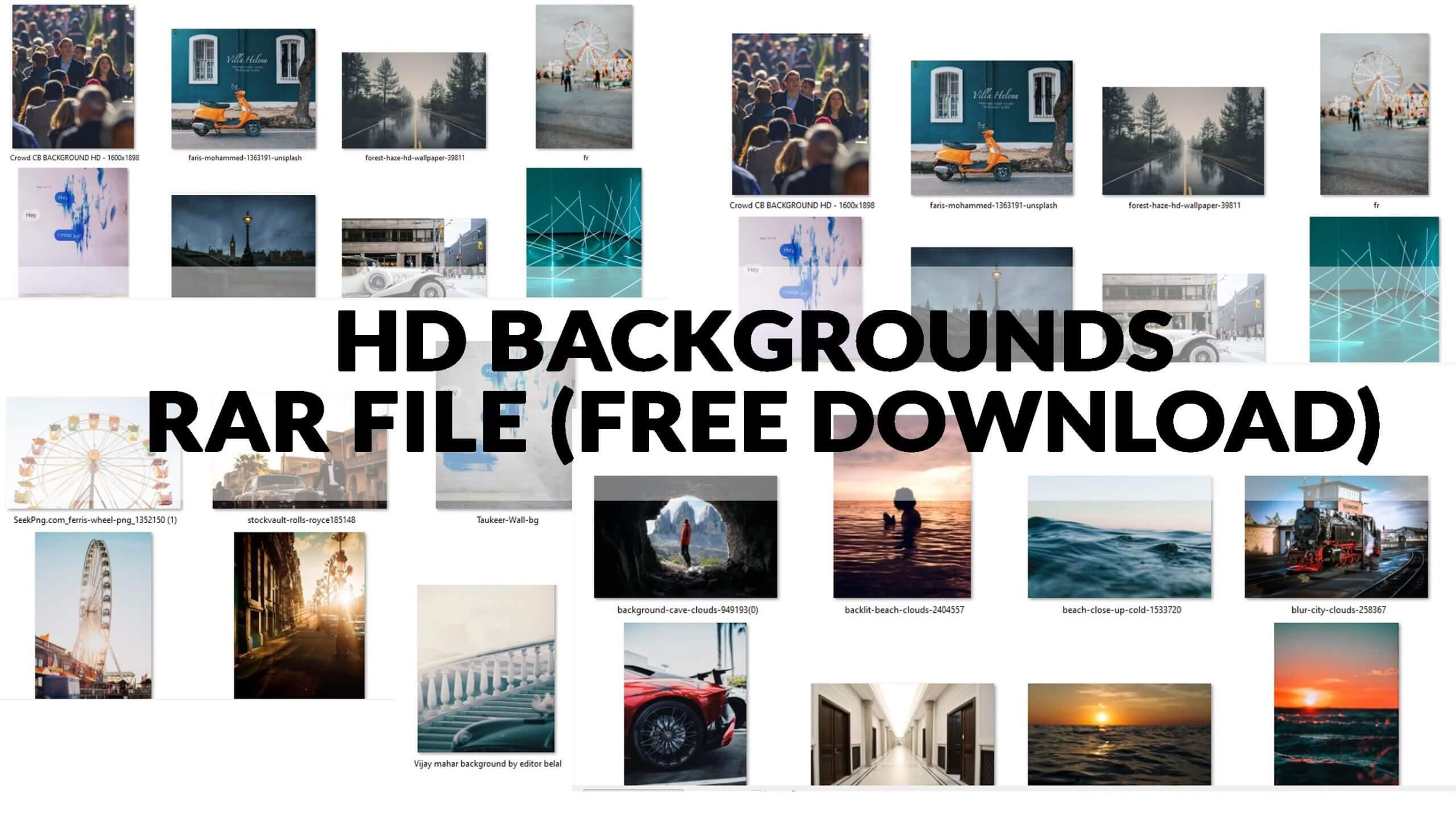 Download Free Hd Background In Rar Zip File Piximfix